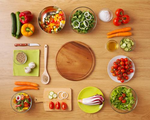 Gesunde Ernährung – Du bist was Du isst
