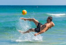 Übungen mit denen Sie auch im Urlaub fit bleiben