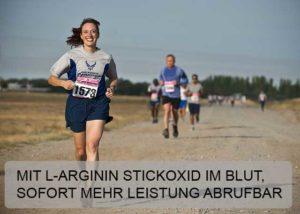 Arginin Erfahrungen im Sport durchweg positiv.