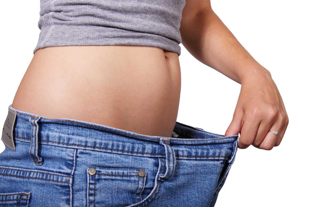 Wie kann man Bauchfett loswerden?