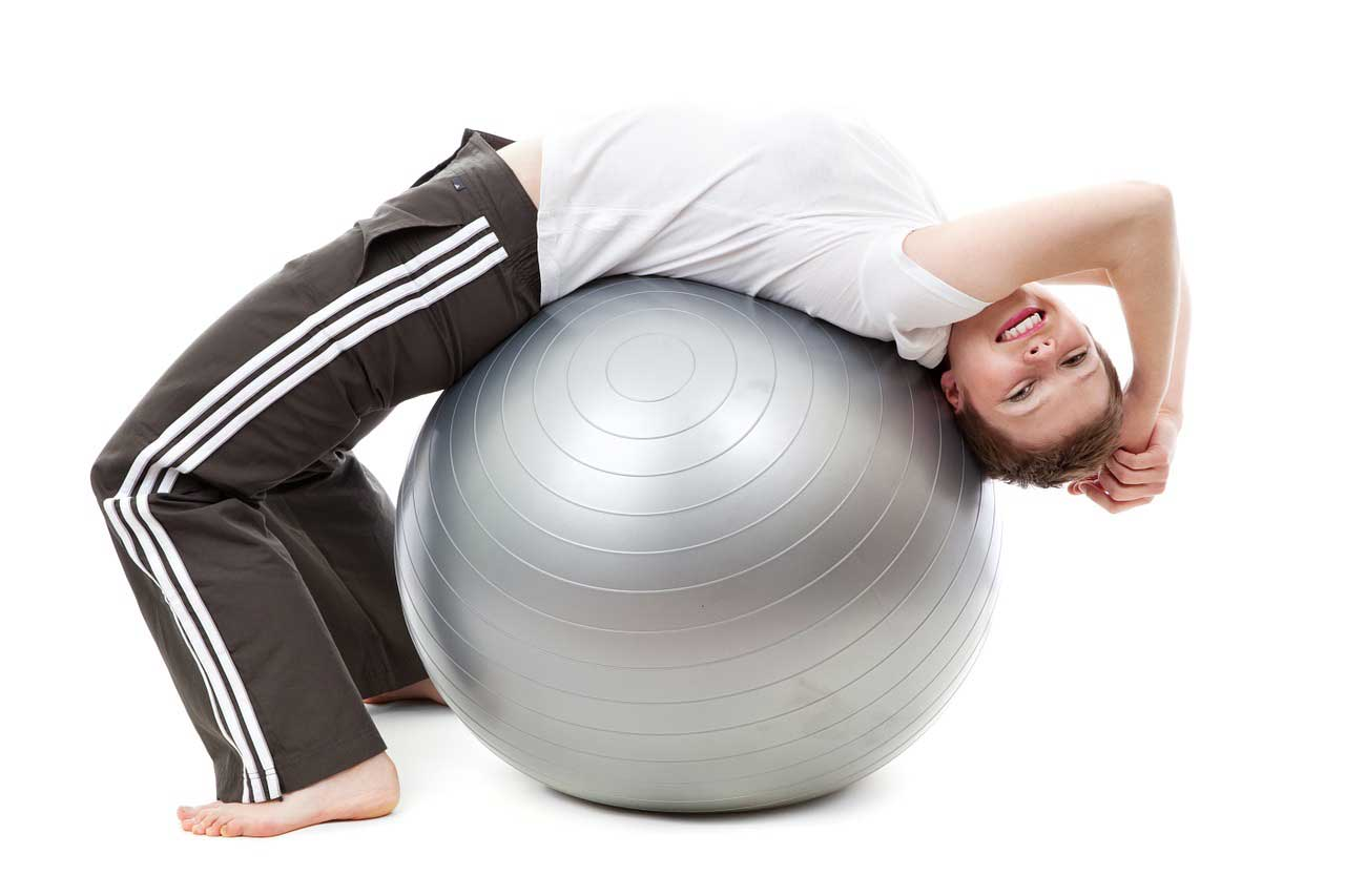 Beckenbodengymnastik Übungen