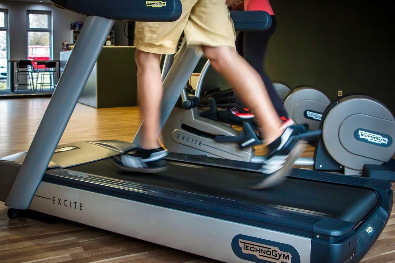 Beine und Po trainieren