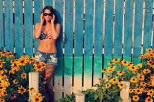 Die letzten Urlaubsfotos waren eine Katastrophe? So klappt es mit der Bikini Figur!
