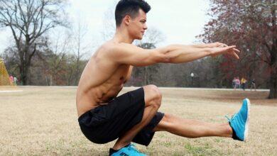 Die 10 besten Übungen für dickere Beine mit Anleitung