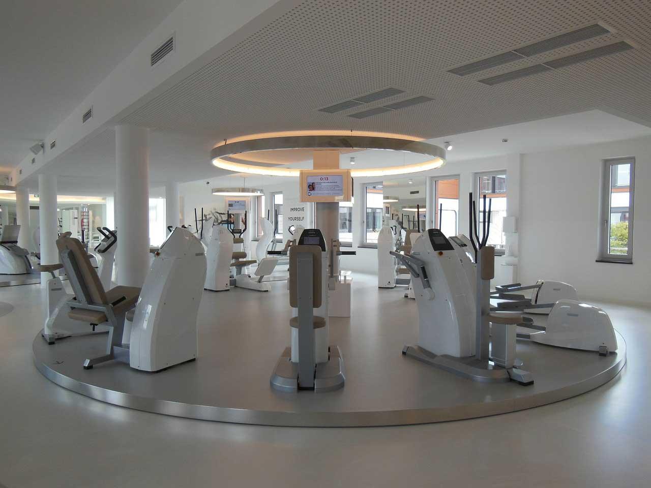 eigenen Fitnessraum kreiieren