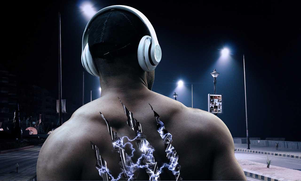 Fitness Musik - Motivation direkt auf die Ohren
