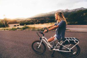 Mit Fahrrad die Fitness steigern