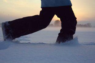 Bei Minusgraden Laufen: Gefährden Kaltstarter hier ihre Gesundheit?