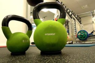 Kugelhantel - Übungen und Training mit dem Kettlebell
