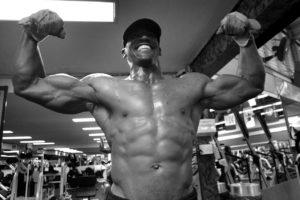 Creatin beim Muskelaufbau