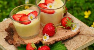 Erdbeer-Vaniller-Shake Rezept