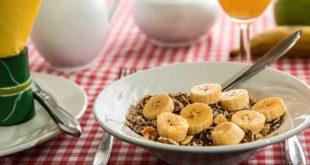 Rezept: Frühstücksshake (groß) mit Banane