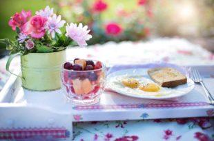 Rezept: Frühstücksshake (klein) mit Banane