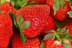 Mozzarella-Erdbeer-Shake Rezept