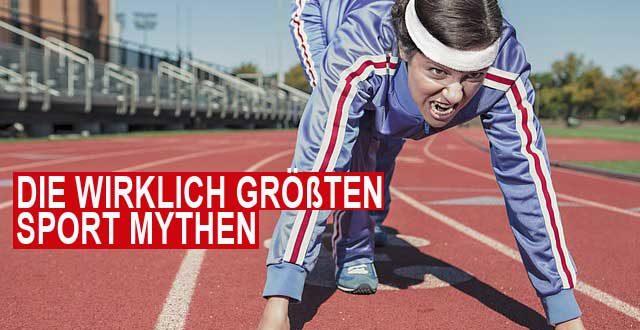 Die größten Sport-Irrtümer