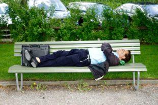 Immer müde und völlig erschöpft?
