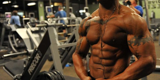 Warum Sie Testosteron für den Muskelaufbau brauchen