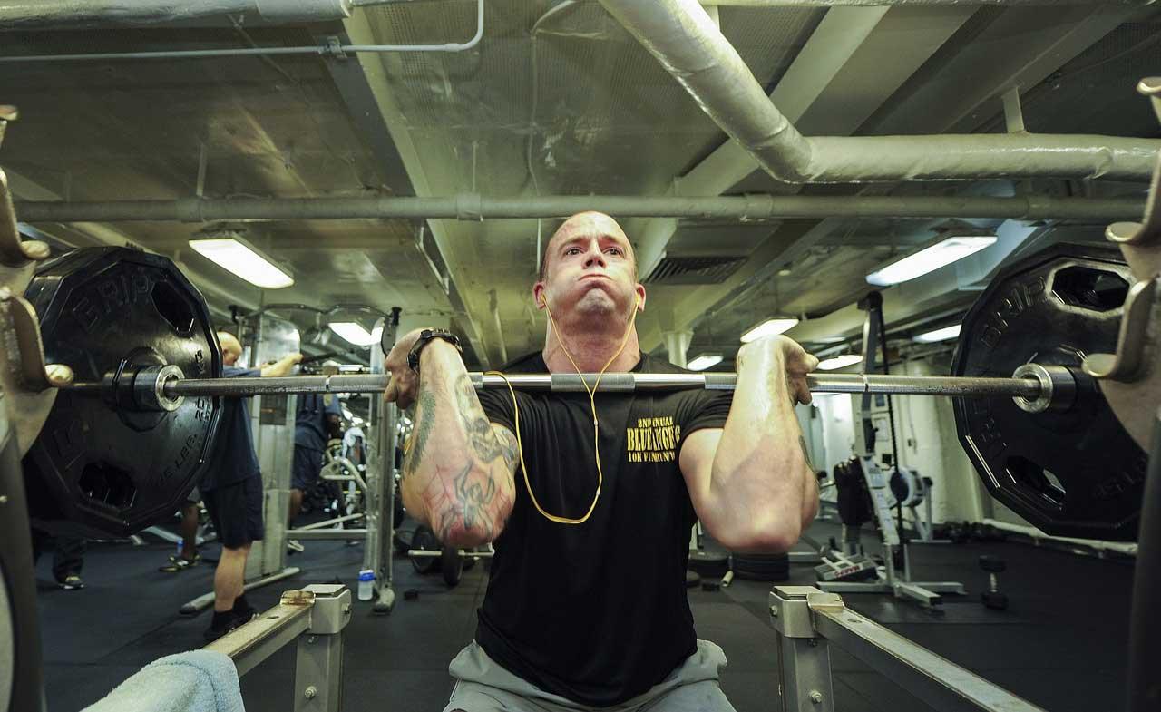 Testosteron und Muskelaufbau