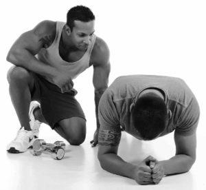 Trizeps Übungen und Training