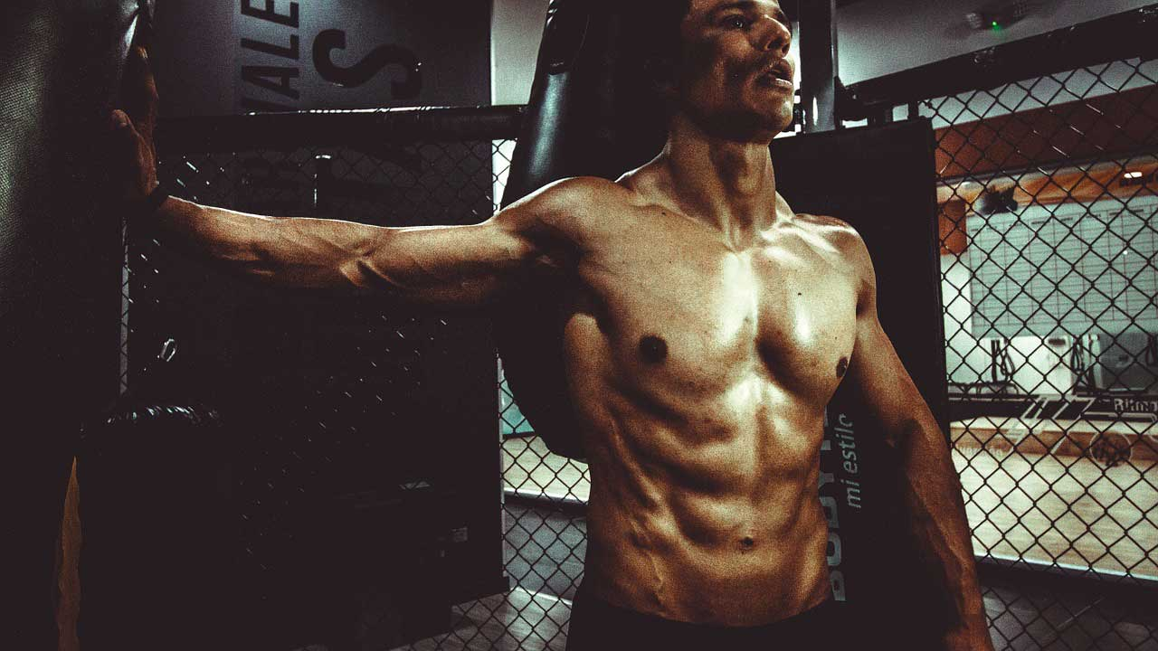 So kannst Du den V-Muskel trainieren.