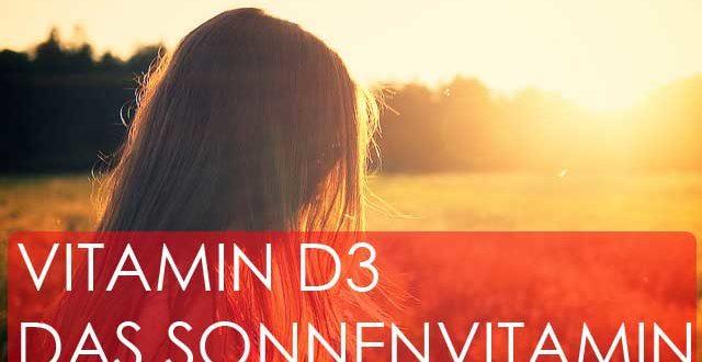 Vitamin D3 - Wirkung und Dosierung bei Mangel