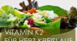 Vitamin K2 Wirkung