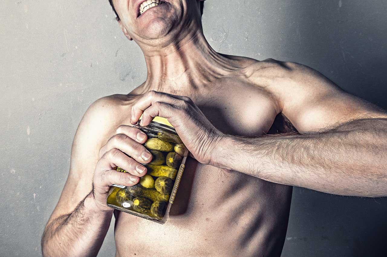 Vitamine für den Muskelaufbau