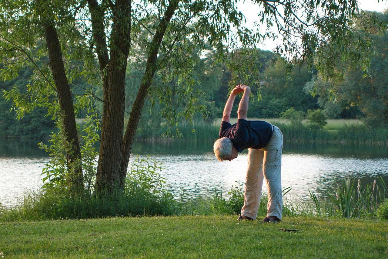 Yogaübungen für zuhause