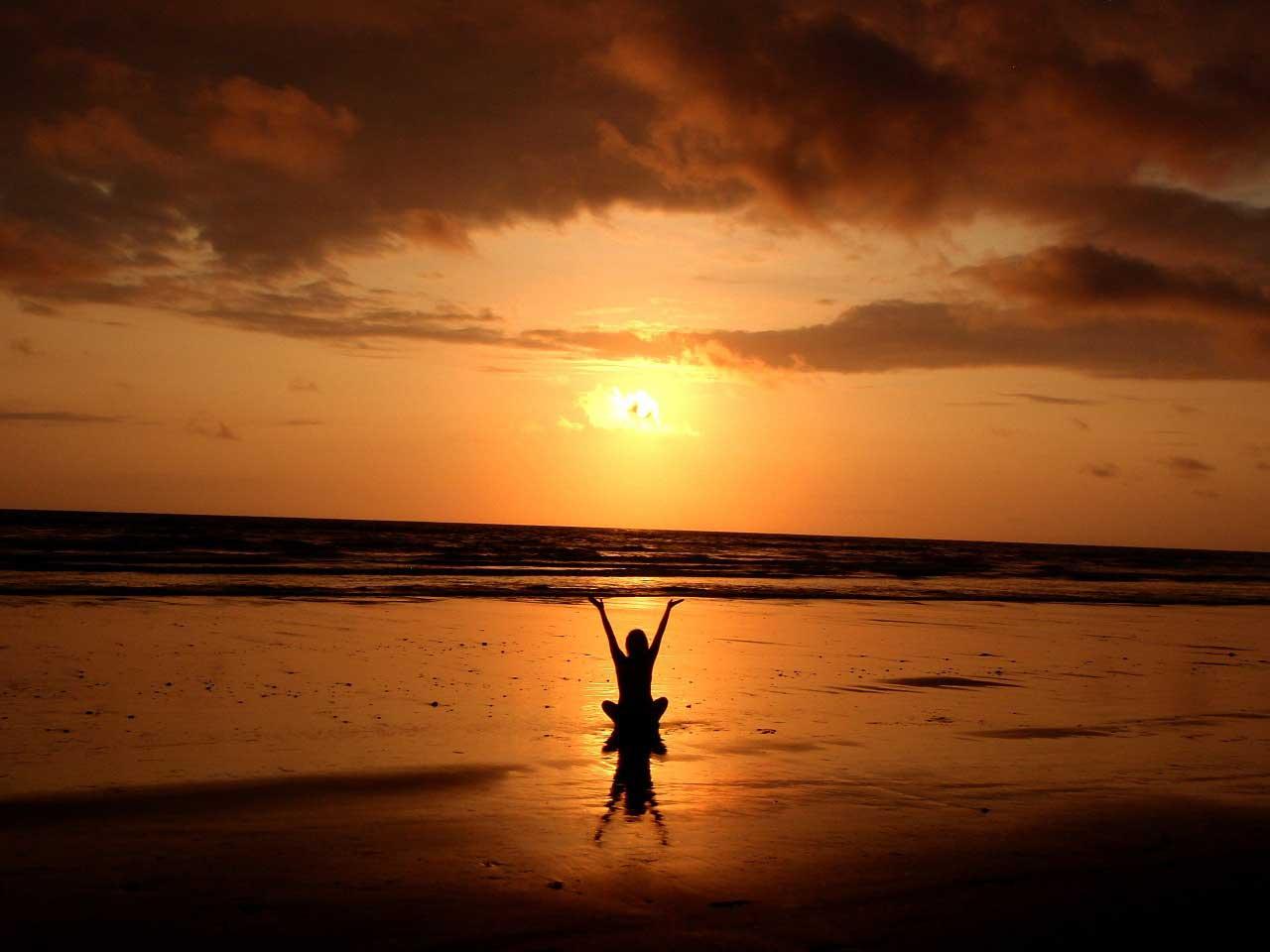 Yoga Sonnengruß